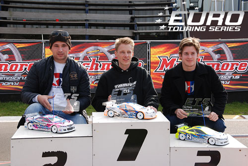 ETS Rd3 Modified podium