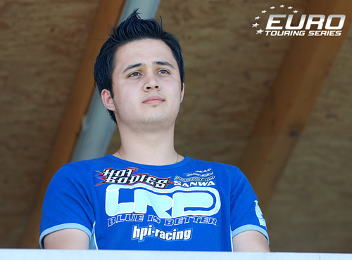 Volker denies Hara, Stocker Champion