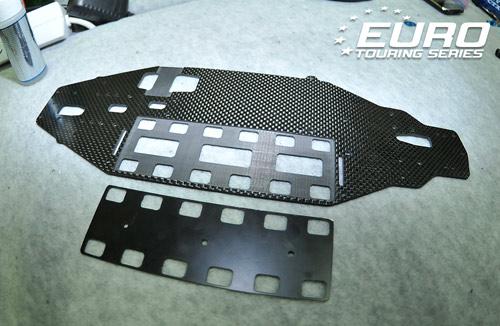 Speedpassion Tamiya LiPo chassis