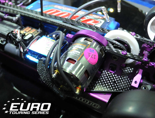 Speedpassion Competition 3.0 13.5 turn motor