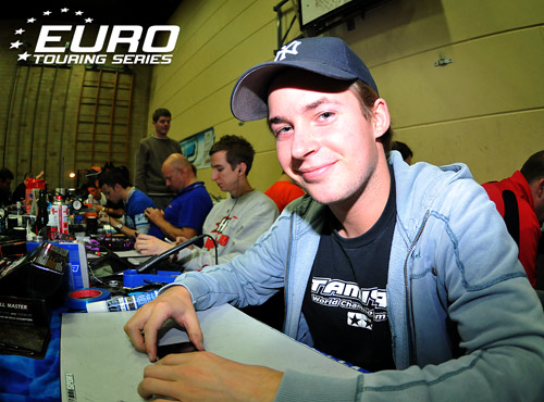 Tamiya bounce back as Wilck takes Q3