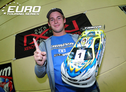 Wilck finally claims first Euro Touring Series win