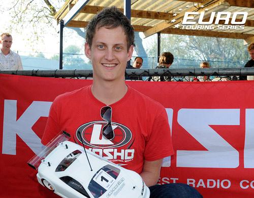 Wilck on pole as Ehrbar TQs final Dutch qualifier