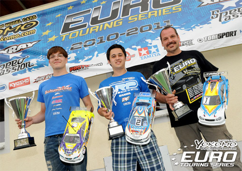 Euro Touring Series announce 2011/2012 schedule