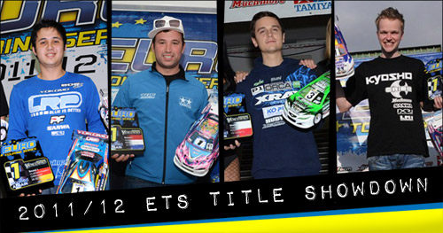 Four manufacturers chase ETS title at season finale in Austria