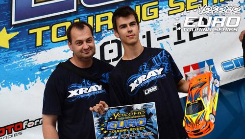 LRSun Kunaks Finale of Yokomo Euro Touring Series: Prumper wins, Volker retains title