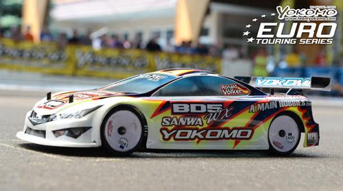 LRSun ModGrid 4 Finale of Yokomo Euro Touring Series: Prumper wins, Volker retains title