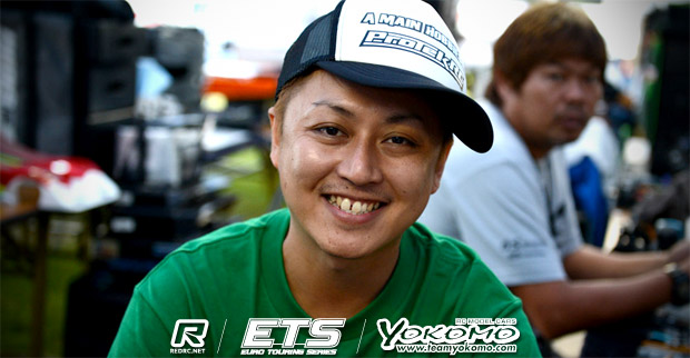 Hara rejoins ETS with Yokomo deal