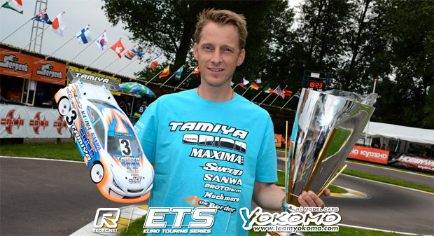 World Champion returns as ETS makes first visit to Luxembourg