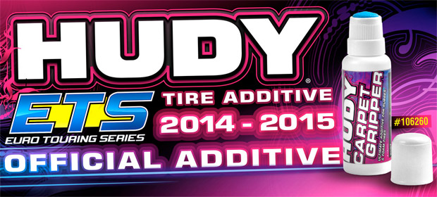 Hudy official handout additive for ETS 2014/15
