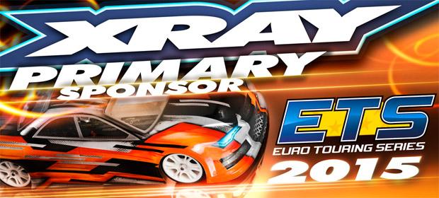 Xray primary sponsor of ETS 2015
