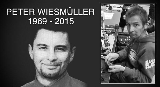 Peter Wiesmueller - 1968 - 2015