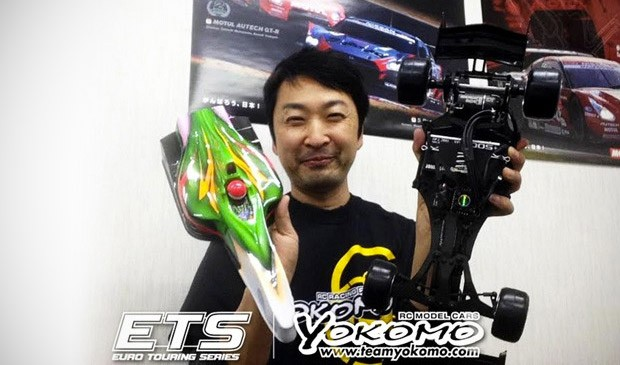 Masami to come out of retirement for ETS debut